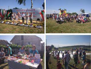 Организация праздника День деревни Русаковичи